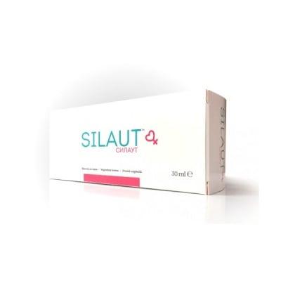 Silaut / Силаут вагинален крем, Крем: 30 ml