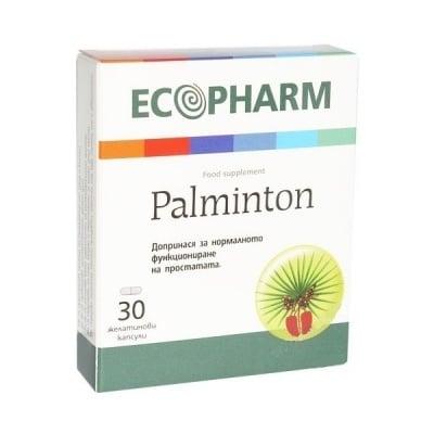 Palminton / Палминтон, Брой капсули: 30