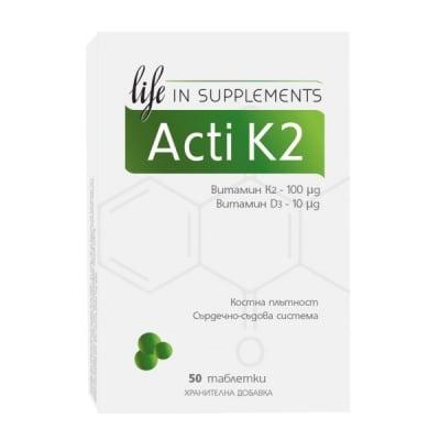 Acti K2 / Акти К2