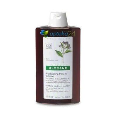 KLORANE Shampoo with quinine and Vitamin B 400 ml. / Клоран шампоан с хинин и Витамин Б 400 мл., Шампоан: 400 мл.
