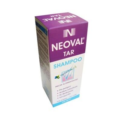NEOVAL TAR shampoo against psoriasis 125 ml. / Неовал ТАР шампоан против псориазис 125 мл., Шампоан: 125 мл