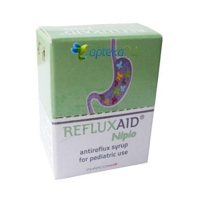 Refluxaid Nipio 6 sachets x 1 ml / Рефлуксейд Нипио 6 сашета x 1 мл.