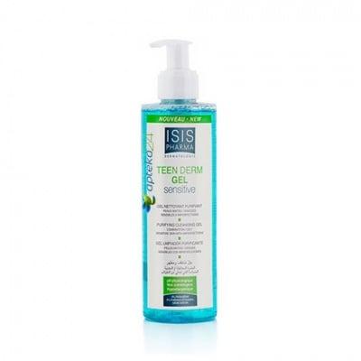 Teen Derm gel sensitive 250 ml. / Тийн Дерм гел сензитив 250 мл.