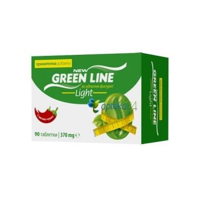 Green line 90 tablets / Грийн Лайн 90 таблетки