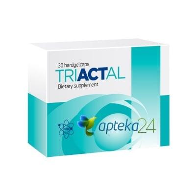 Triactal 30 capsules / Триактал 30 капсули