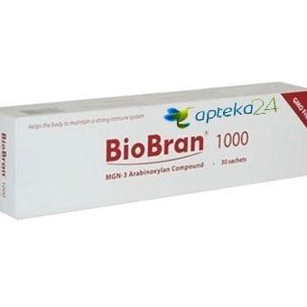 BioBran 1000 mg 30 sachets / БиоБран 1000 мг. 30 сашета