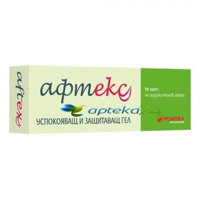 Aftex gel 20 ml. / Афтекс гел 20 мл., Гел: 20 ml