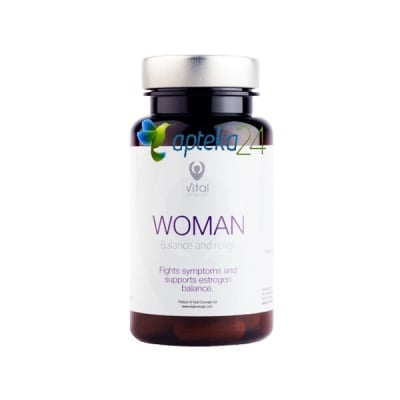 Vital Concept WOMAN 60 capsules / Витал Концепт УОМАН 60 капсули