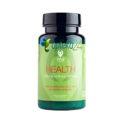 Vital Concept HEALTH 60 capsules / Витал Концепт ХЕЛТ 60 капсули