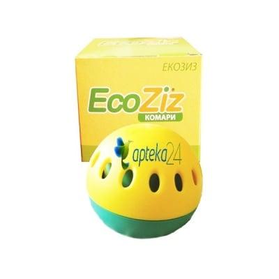 Abopharma Ecoziz room diffuser / Абофарма Екозиз дифузор за стая срещу комари, Репеленти: с/у комари