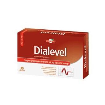 Dialevel (Диалевъл), Брой таблетки: 30