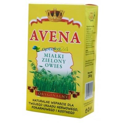 Avena fine green oats powder 250 g / Авена фин зелен овес прах 250 гр., Прах: 250 гр.