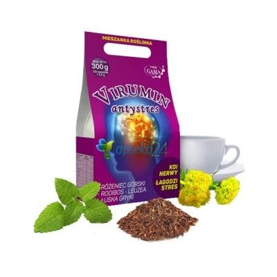 Virumin Antystress 120 filter bags / Вирумин Антистрес 120 филтърни торбички, Филтърни торбички: 120 броя