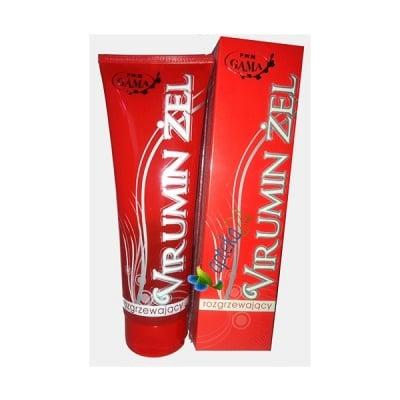 Virumin heating gel 250 ml / Вирумин загряващ гел 250 мл.