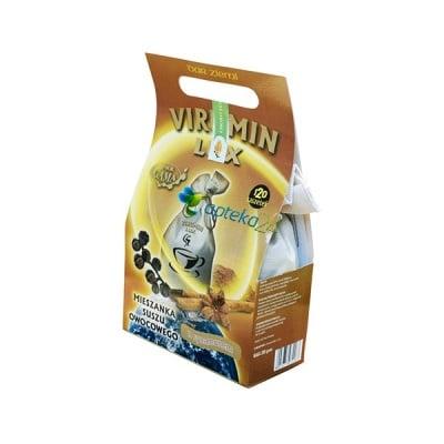 Virumin Lux 120 filter bags / Вирумин Лукс 120 филтърни торбички, Филтърни торбички: 120 броя