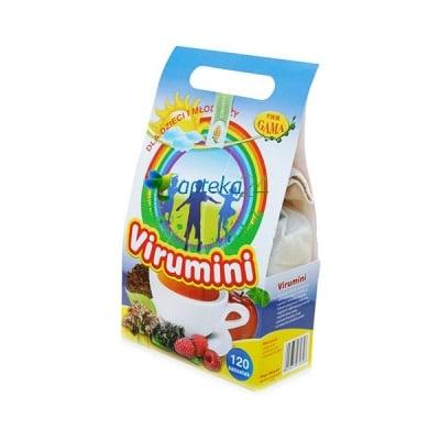 Virumini 120 filter bags / Вирумини 120 филтърни торбички, Филтърни торбички: 120 броя