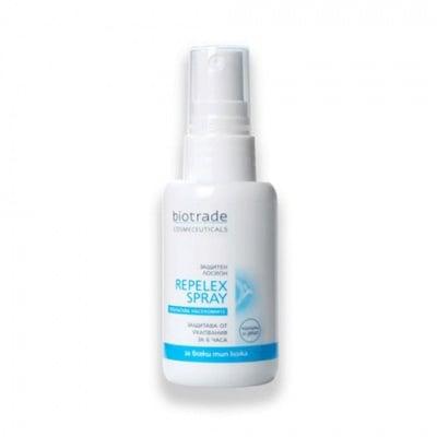 Repelex spray anti-mosquitos and anti-mite / Репелекс спрей против комари и кърлежи, Спрей: 50 ml
