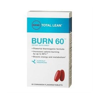 Burn 60 (Бърн 60), Брой таблетки: 60