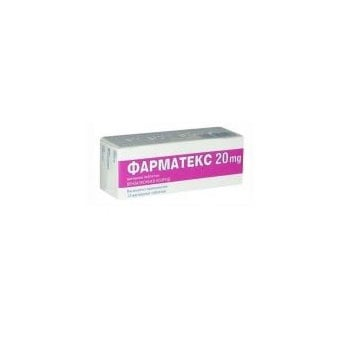 Pharmatex ( Фарматекс) вагинални таблетки, Вагинални таблетки: 12