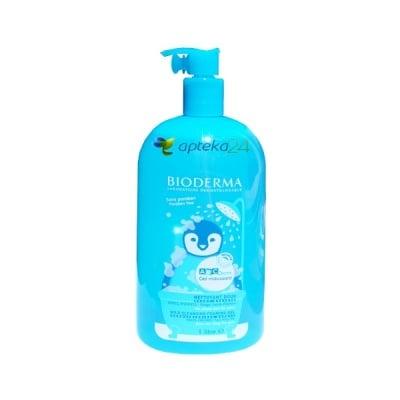 Bioderma ABCDerm Moussant 1 L / Биодерма АВСДерм Измиващ душ-гел пяна за бебета и малки деца 1 л.
