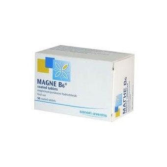 Magne B6 / Магне В6 таблетки, Брой таблетки: 50