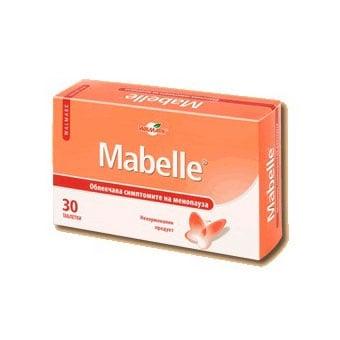 Mabelle (Мабел), Брой таблетки: 30