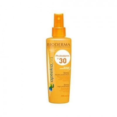Bioderma Photoderm Spray SPF30+ 200 ml. / Биодерма Фотодерм Спрей SPF30+ 200 мл.