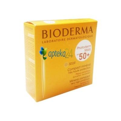 Bioderma Photoderm Max Mineral Compact light SPF50+10 g. / Биодерма Фотодерм Макс Пудра SPF50+ 10 гр. /светъл/