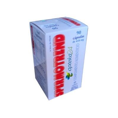 Spermotrend 90 capsules 450 mg. / Спермотренд 90 капсули 450 мг.