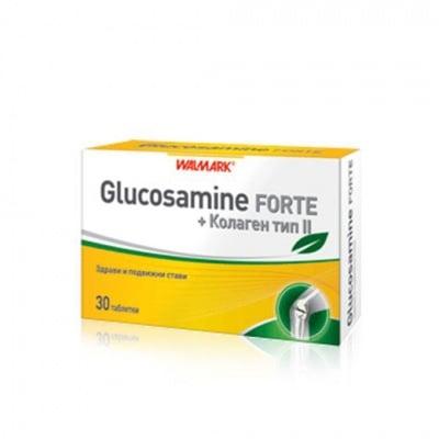 Glucosamine forte / Глюкозамин форте, Брой таблетки: 30