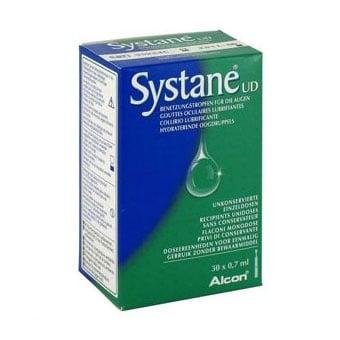 Systane / Систейн колир еднократни дози, Брой дози: 30