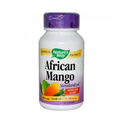 African mango 60 capsules Nature's Way / Африканско манго 60 капсули Nature's Way