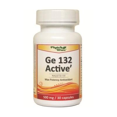 Ge 132 Active / Органичен Германий , Брой капсули: 30
