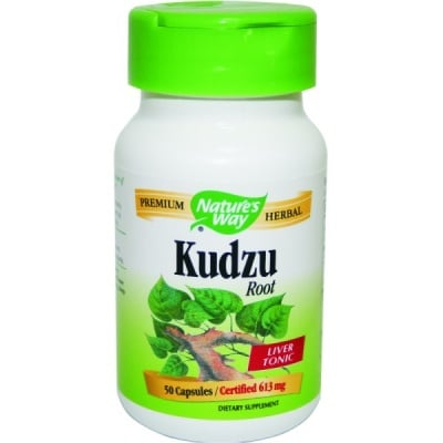 Kudzu 610 mg 50 capsules Nature's Way / Кудзу корен 610 мг. 50 капсули Nature's Way