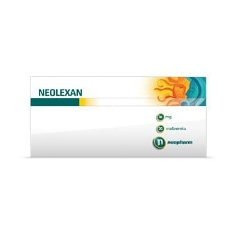Neolexan / Неолексан табл. 100 mg, Брой таблетки: 30