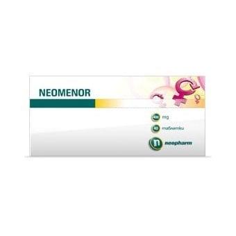 Neomenor / Неоменор, Брой таблетки: 40