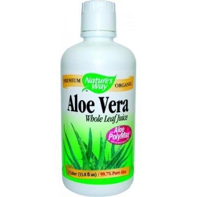 Aloe Vera / Алое Вера - сок от цели листа, Сок: 1000 ml