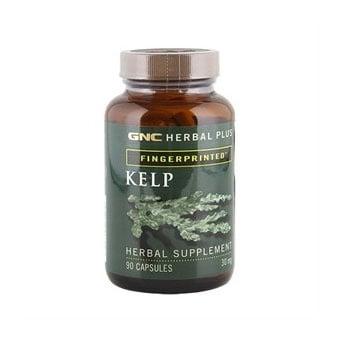 GNC Kelp / Келп, Брой капсули: 90