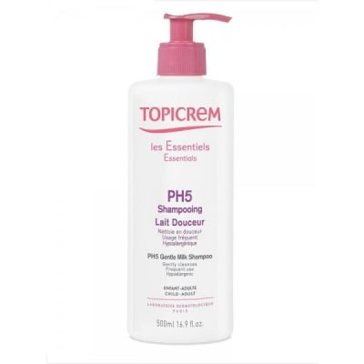 Topicrem PH5 Gentle Milk Shampoo / Шампоан за честа употреба
