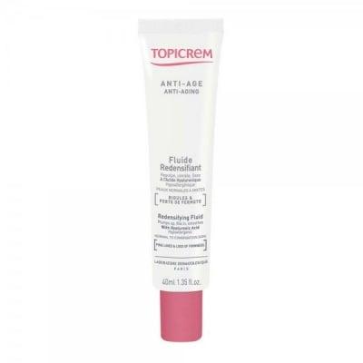 Topicrem Redensifying Cream / Анти-ейдж крем, Крем: 40 ml