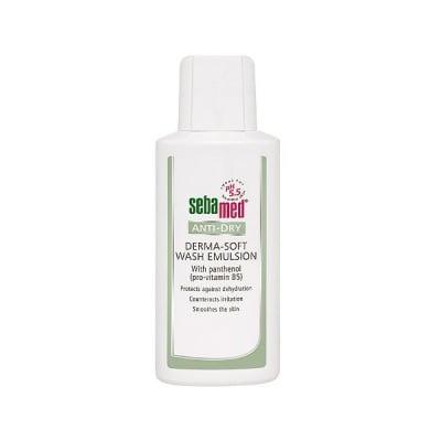 Sebamed Измиваща емулсия за суха кожа, Течност: 200 ml