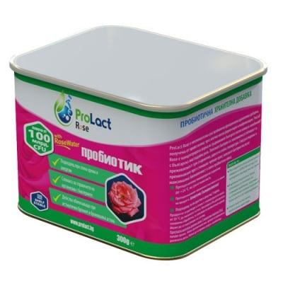 ProLact Rose with Rose water 300 g / Пролакт Роуз 300 гр.