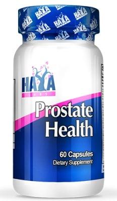 Haya Labs Prostate health 60 capsules / Хая Лабс Простейт хелт 60 капсули
