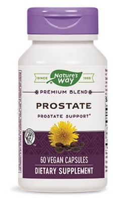 Prostate 303 mg 60 capsules Nature's Way / Простате 303 мг 60 капсули Nature's Way