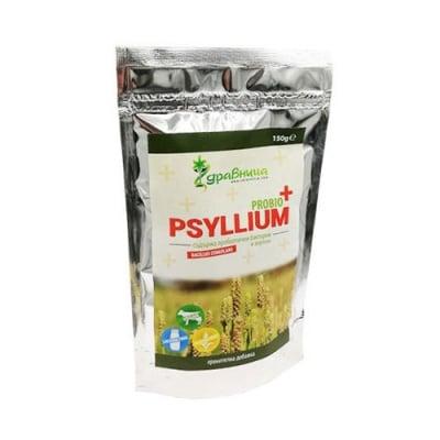 Psyllium Probio+ 150 g Zdravnitza / Псилиум Пробио+ 150 гр. Здравница