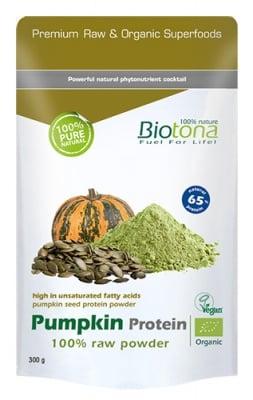 Biotоna Pumpkin protein 300 g / Биотона Био Тиквен протеин 300 гр