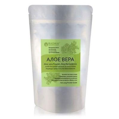 Radika Aloe Vera powder 100 g / Радика Алое Вера прах 100 гр.