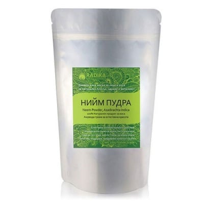 Radika Neem powder 100 g / Радика Нийм прах 100 гр.