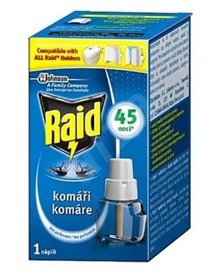 Raid Refill eucalyptus 21 ml. / Райд Електронен пълнител евкалипт 21 мл.