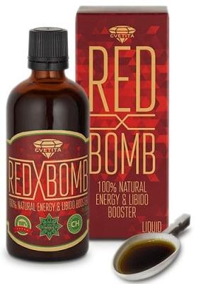 Red bomb liquid 100 ml Cvetita / Ред бомб течна формула 100 мл. Цветита